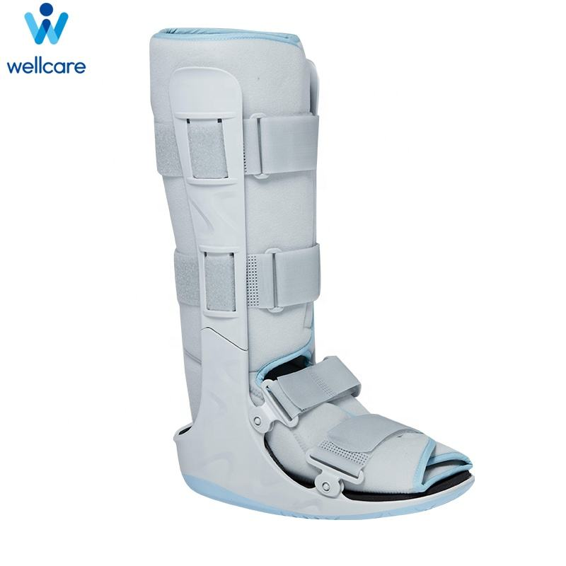 wellcare 62032 SUPER WALKING BOOT adjustable comfortable walker functional ankle support brace