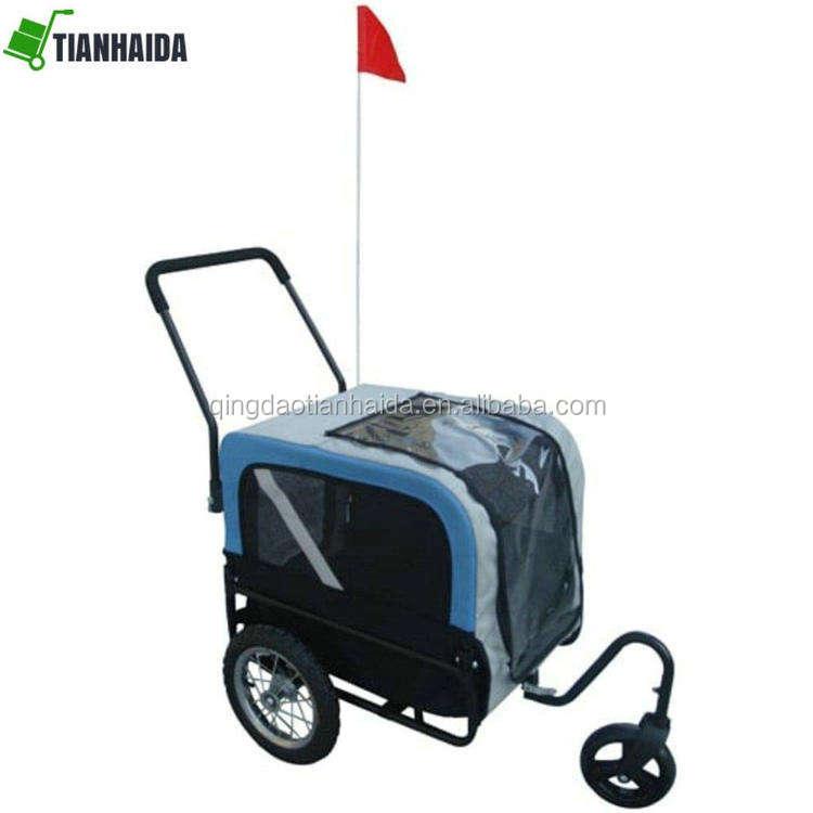 Dog Bike Trailer /& Buggy Secure Pet Travel Stroller Warm Cabin Waterproof Cover