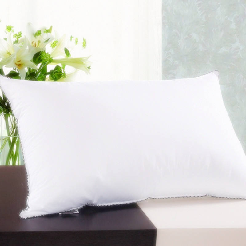 Polyester/cotton manufacturer washable pillow for great sleeping
