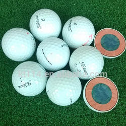 branded 4 layers tournament golf ball