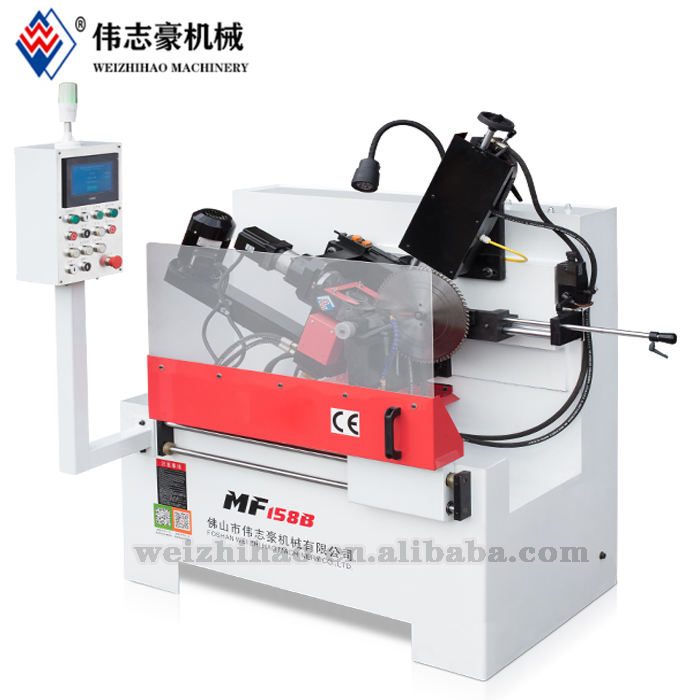 MF158 high accuracy automatic saw blade sharpening machine