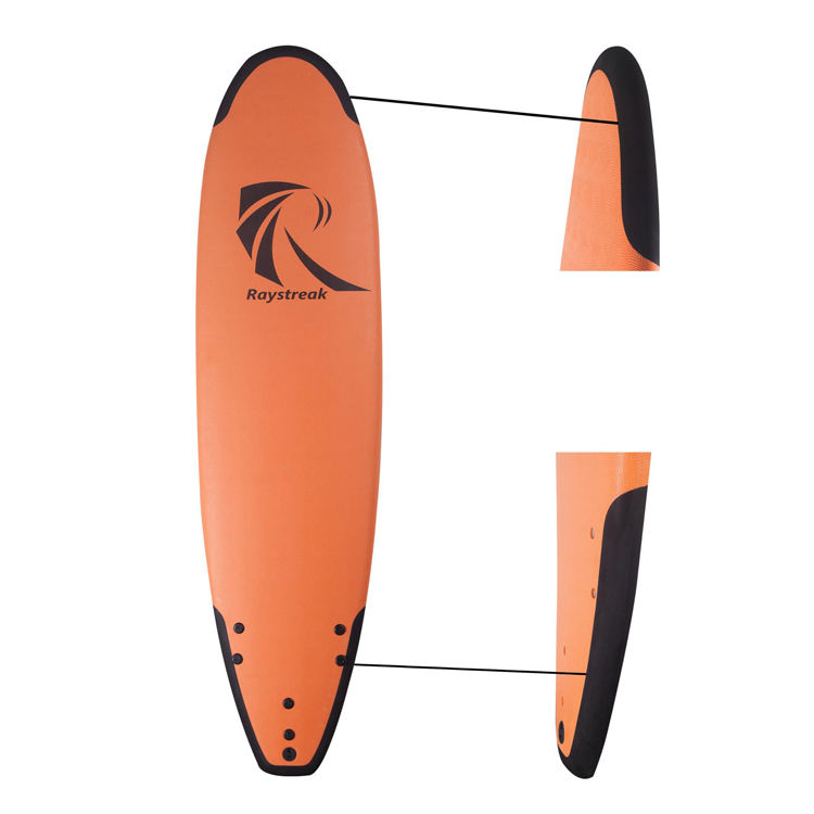 Wholesale traditional sup paddle board EPS foam epoxy surfboard