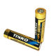 China Tinko Mercury Free 1.5v aaa am4 lr03 Alkaline Dry Cell Battery