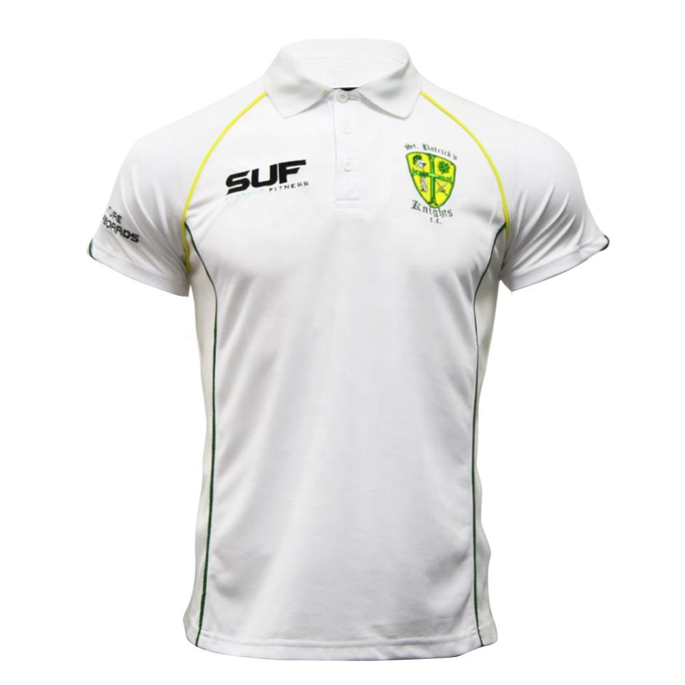 New Model Sublimated Wholesale Sport Clothing Custom Logo Print Design Cricket Jerseys