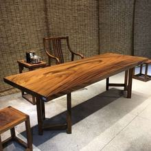 China supplier good quality restaurant supply acacia walnut slabs solid wood rustic dining table top