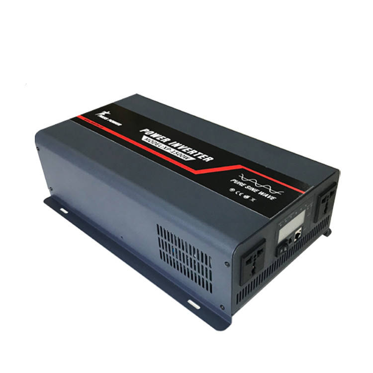 New model 12v 24v 48v to ac 110v 220v 230v 300w pure sinus welding passpower inverter with CE RoHS SGS & 2 years warranty !