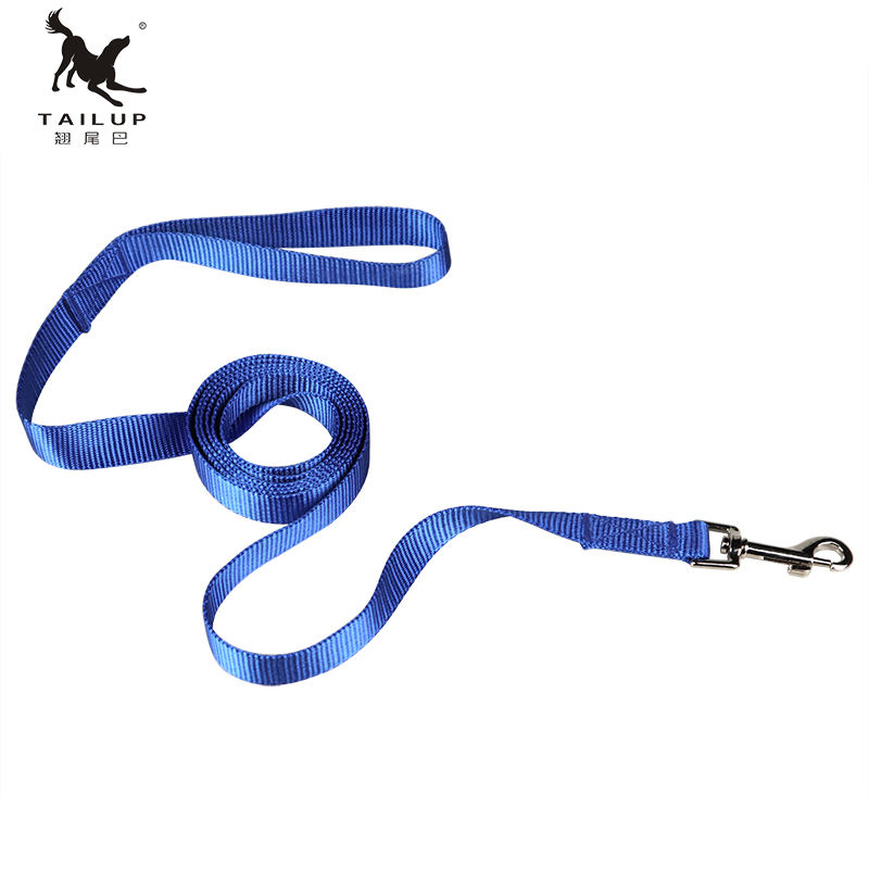 S size Msize 100% polyester pet dog leash long length
