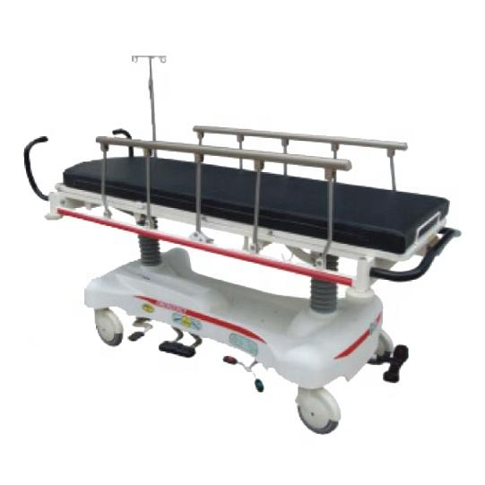 Portable Hospital Medical Emergency Stretcher for Patient Transfer