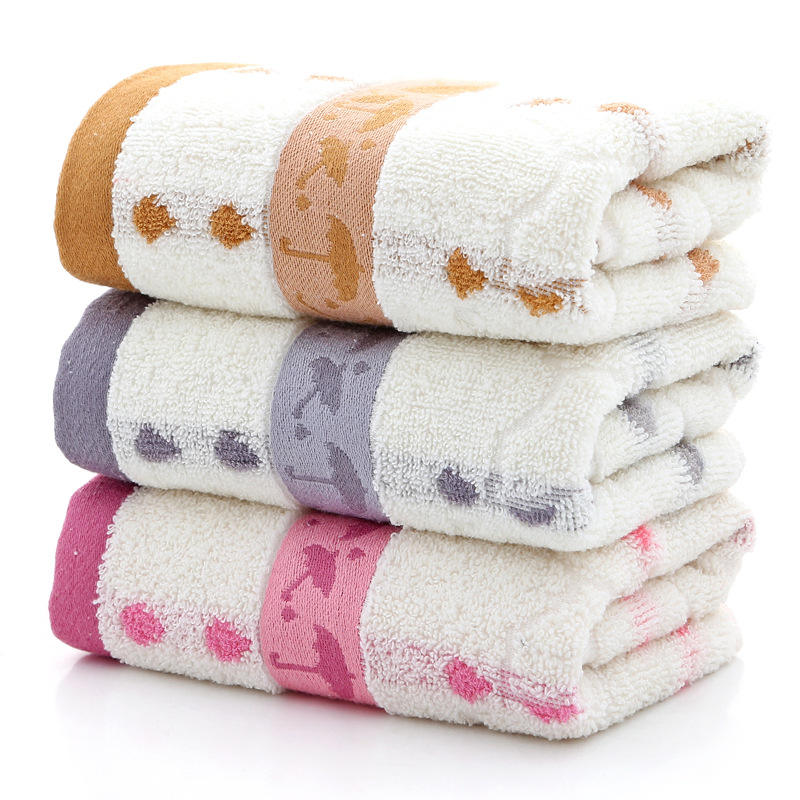Thick 100% cotton bath towel wholesale