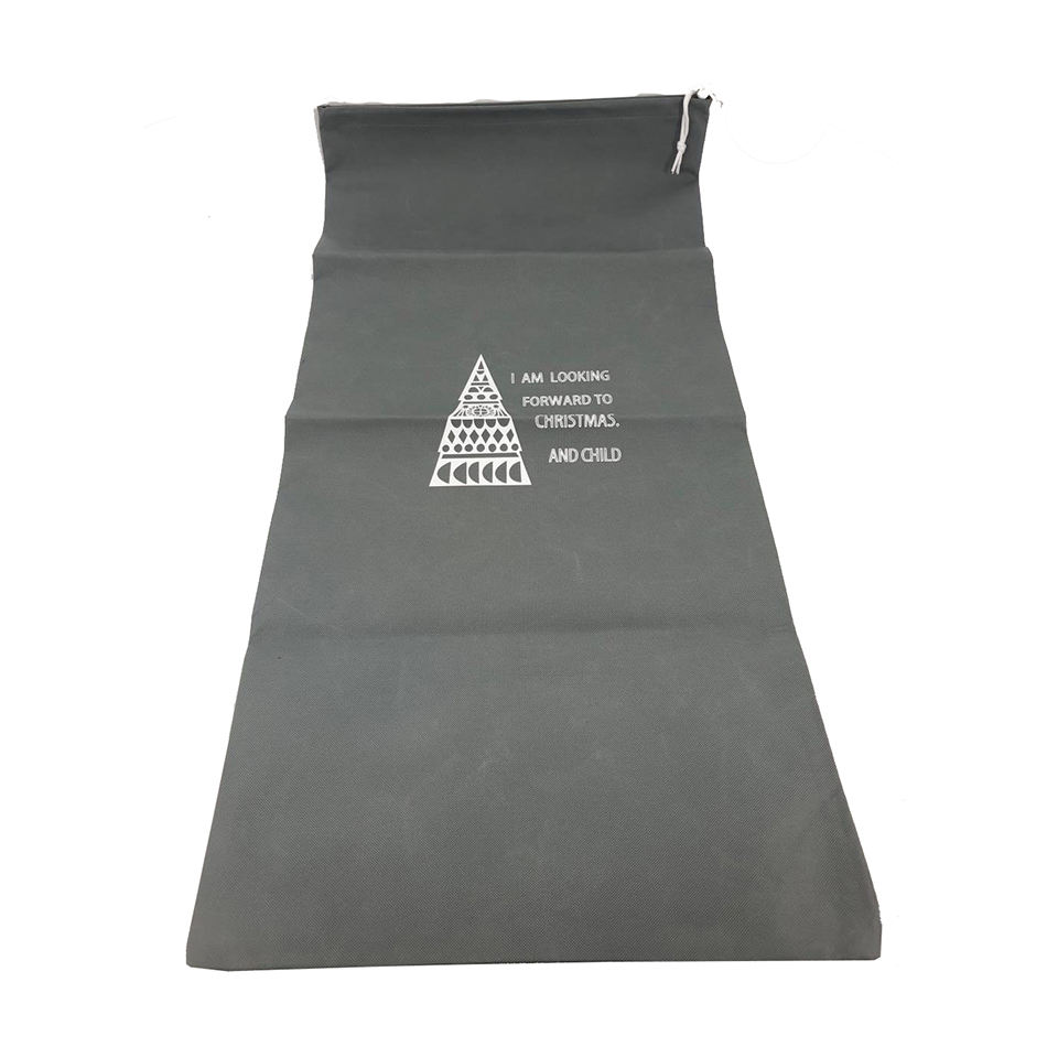 Custom Printed Cheap Prices Non Woven Christmas Tree Storage Bag