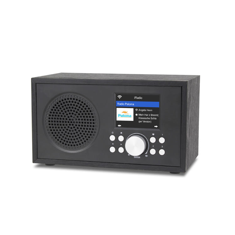 King Champion MS-100X Internet radio receiver with wifi spotify connect and USB playback