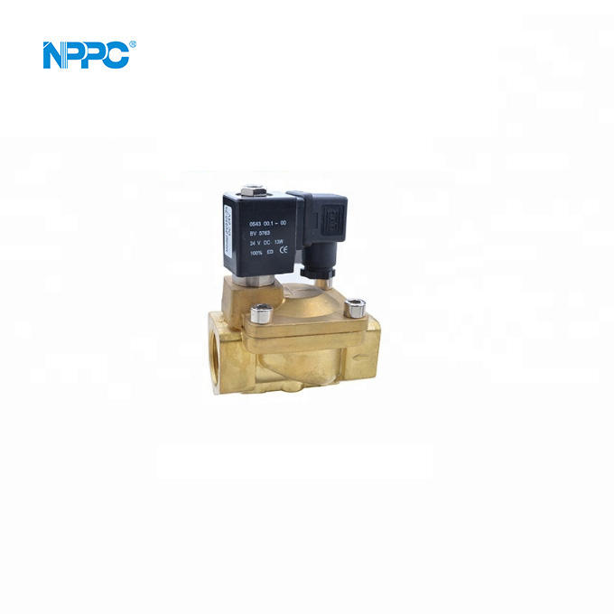 U25 2/2 Way Direct Acting Solenoid Valve U25-25