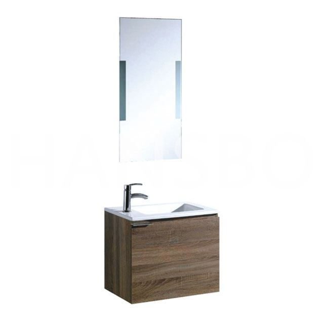 wall-mounted bathroom cabinet Solid wood bathroom cabinets M-2090 laundry ironing board