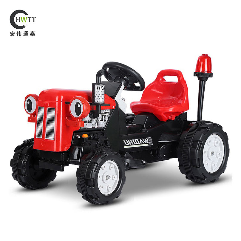 baby new electric tractor for playing ,children's car have mp3