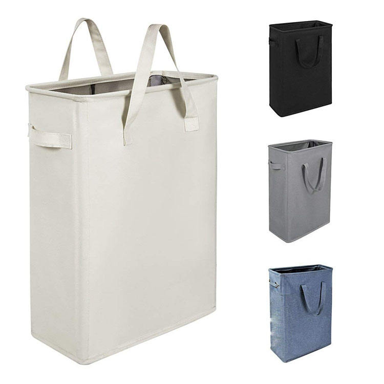 Small Collapsible Laundry Basket Laundry Hampers with Handles for dirty clothes,toy