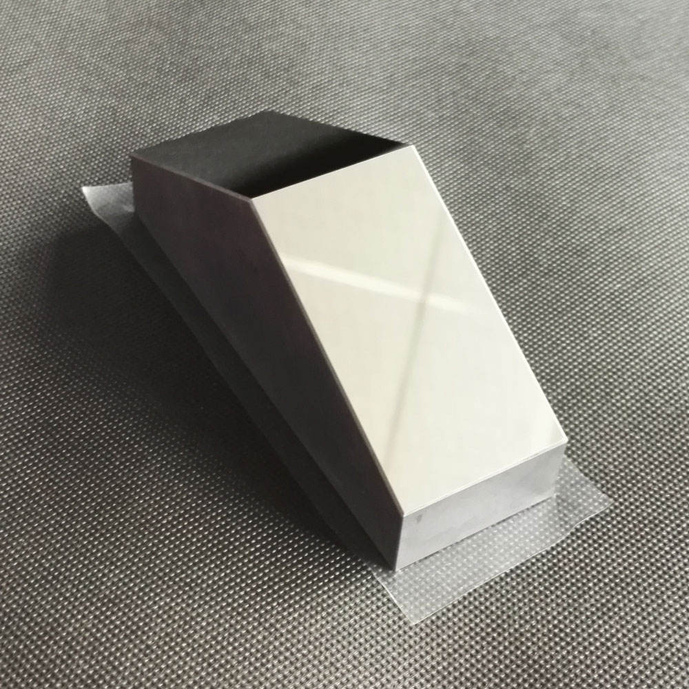 Large Infrared IR High Precision Optics Silicon Si Optical Glass Prisms