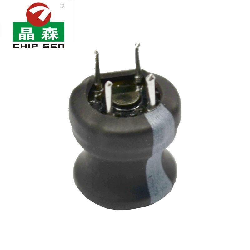 El cable litz inductor timbre de filtro de modo común 10mh inductor bobina fija