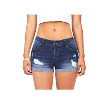 Wholesale Fashion Casual Customized Women Denim Jeans Shorts