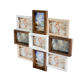 Wholesale display high quality vintage laminated 3d art wooden wall picture frame