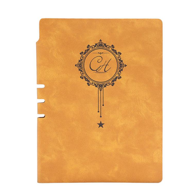 2019 affari note book con il tocco comodo della copertura del cuoio libro a Copertina Rigida Fermo <span class=keywords><strong>Notebook</strong></span>