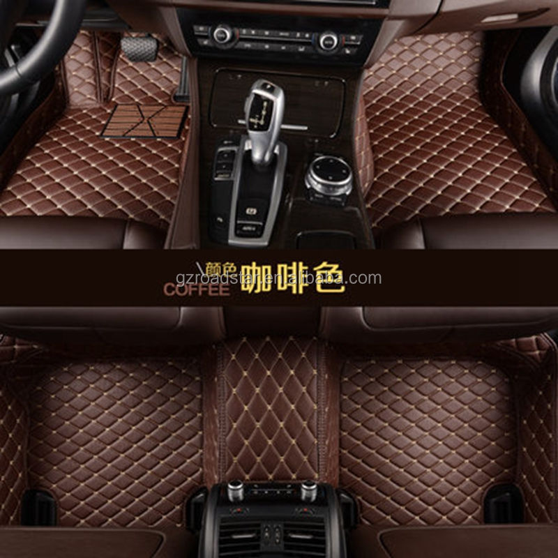 High Quality 5D car mats carpet for Lexus LS 460 adn LS 430 with good price