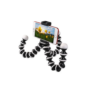 Large size camera Octopus Tripod Light Flexible Stand Selfie Stick Phone Tripod with phone holder