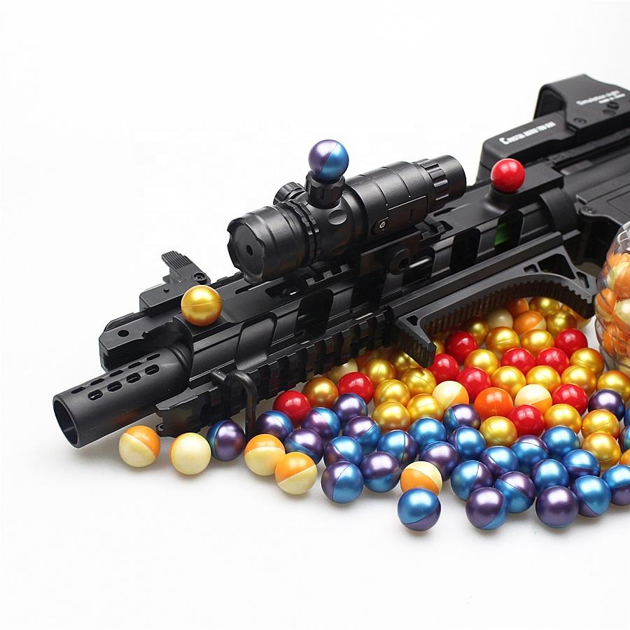 China Factory Wholesales Hot Sale 0.68 Caliber Multi-color Paintball/ Paintable Balls/ Paintable Bullet