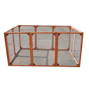 Indoor Backyard Folding Chicken Coop For Hen Run Cages Designs Rabbit cage