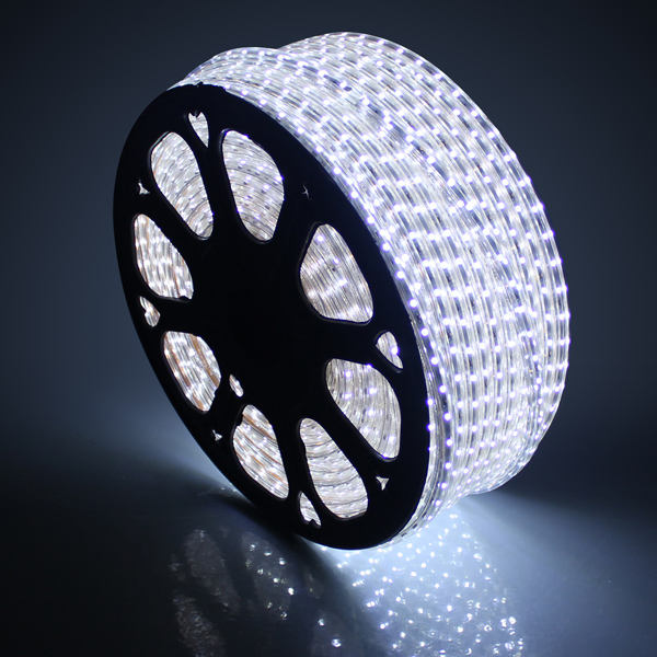 220 V LED Strip Waterdicht SMD5050 LED Licht Flexibele LED Strips Tape Lint