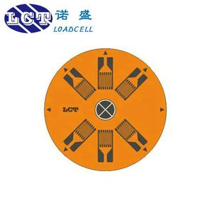 Manufacturer Price Delta Rosette Pattern Residual Stress Strain Gauge with Wire