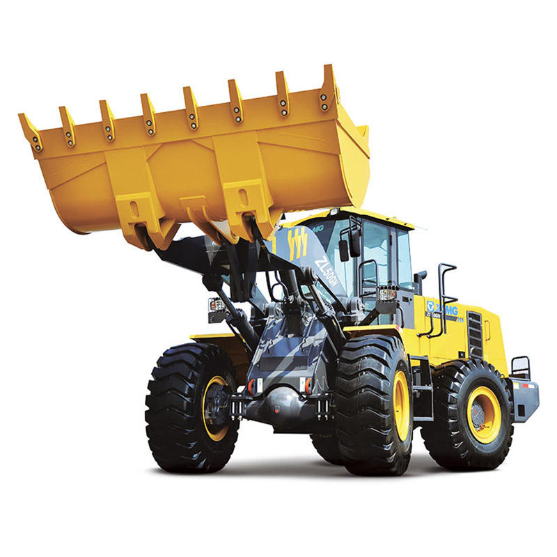 XCMG Brand 5ton wheel loader With Clamp(ZL50GN)