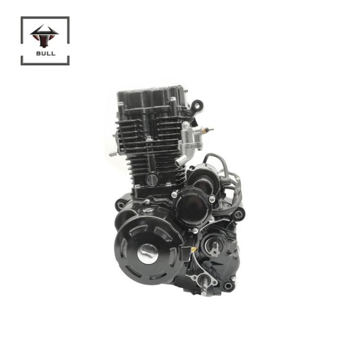 BULL 200cc Motorcycle air cooled 4-Stroke Engine