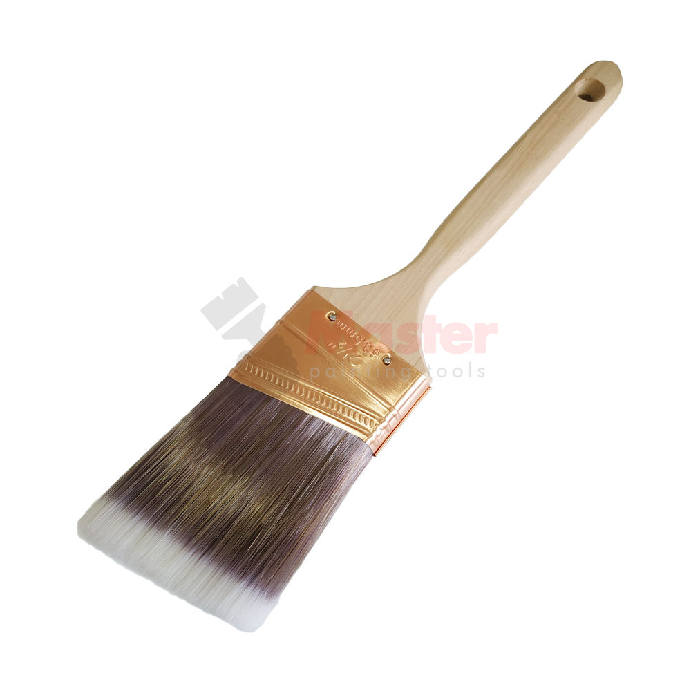 Master D11002 Angle Sash Brush Purdy Style Paint Brush for professional painters