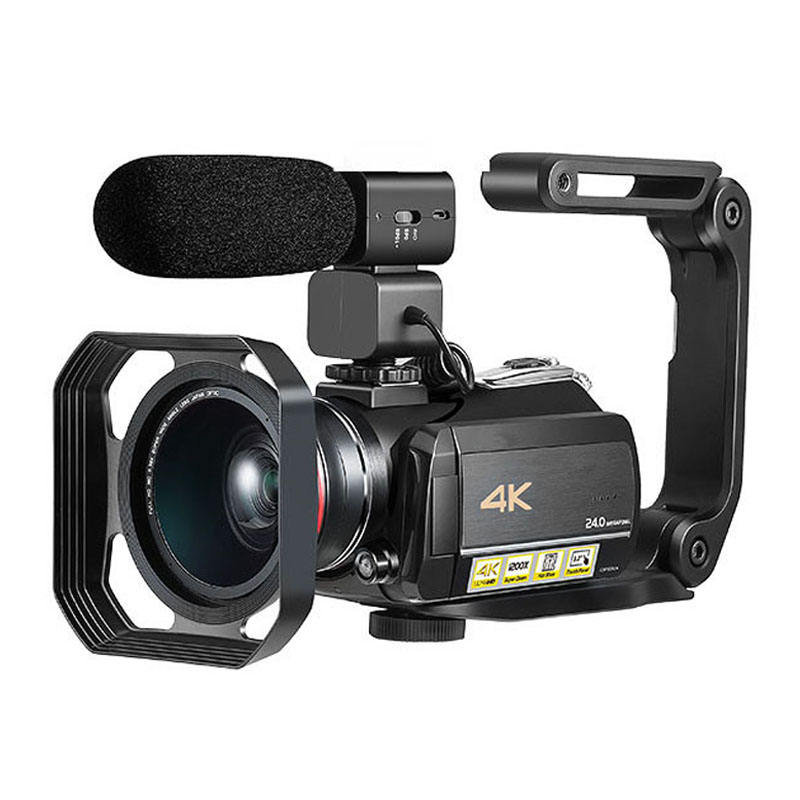 Winait 4K macchina fotografica 1080P wifi digital video camera Camcorder professionale 4K camera 4K