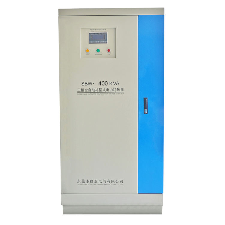 400kva AC Tiga Fase Step Down Voltage Regulator