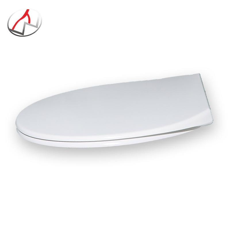 Specially New Design Toilet Seat Cover Hygienic Ceramic Easy Cleaning Soft Close Toilet Lid