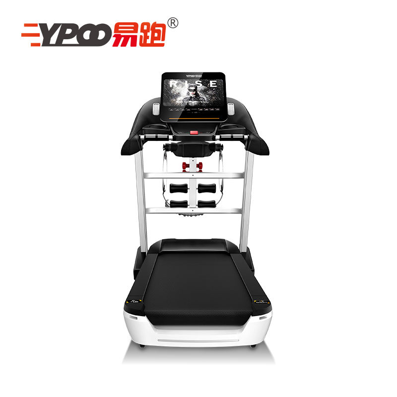 Chinese fitness apparatuur body <span class=keywords><strong>fit</strong></span> running <span class=keywords><strong>machine</strong></span> dc gemotoriseerde loopband