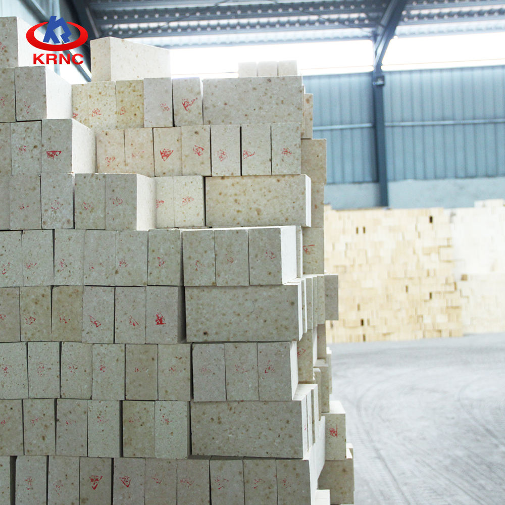 Kerui Refractory Hot Sale Second Grade High Alumina Brick 230x114x65cm Factory Price SK-37