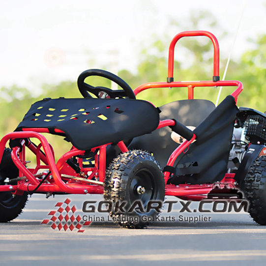 80cc gasoline kids go kart cheap price kart cross buggy