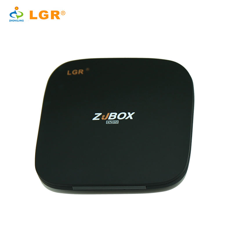 2018 Cheapest android smart tv box Live Tv Sports Free dvb-t2 box 1Gb/8Gb with t10 receiver