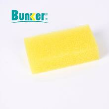 Colorful cleaning loofah sponge scrubber