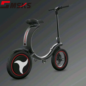 Warehouse in Europe 2019 Hot 36V 350W Electric Bike China Folding Electric Bicycle