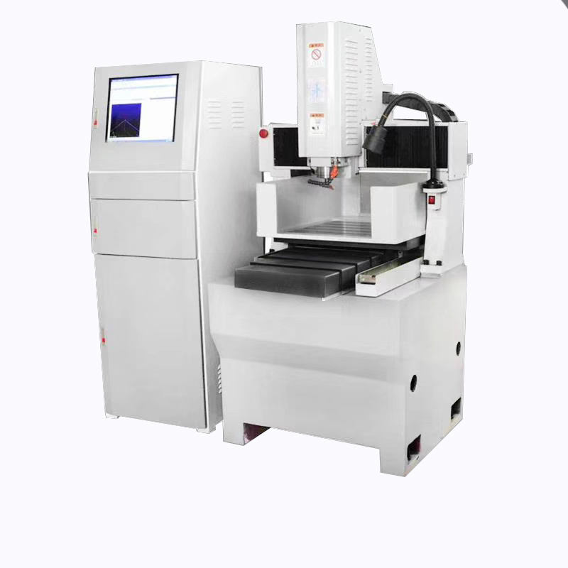 Mini CNC Milling Machine for Metal Mould Making