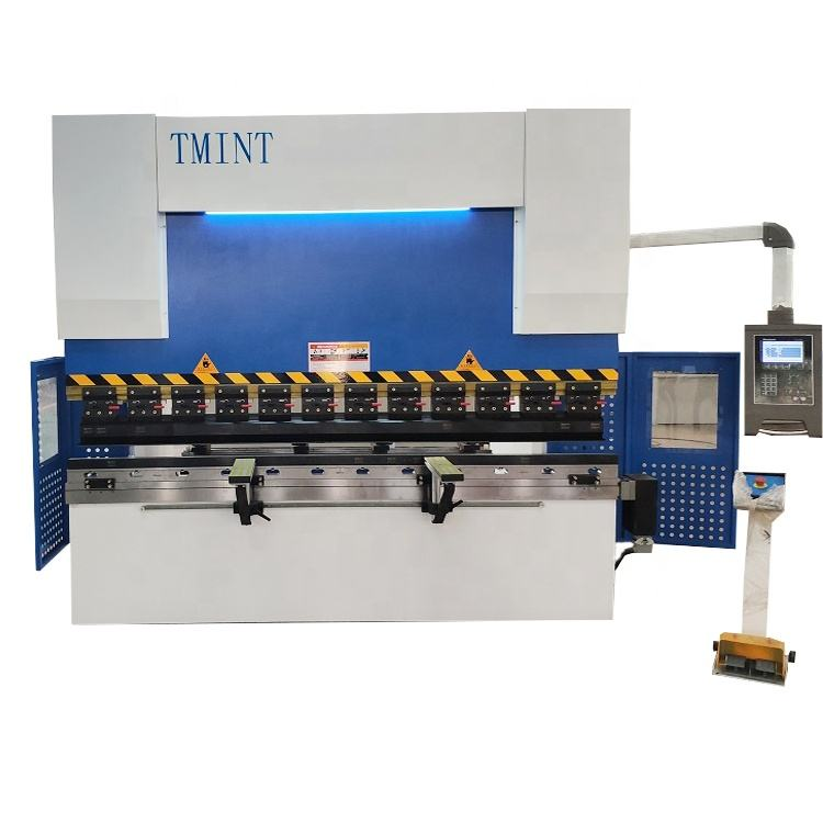 63T2500 High efficiency DELEM CNC iron plate bending machine sheet metal press brake