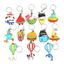 professional factory customised gifts cute keychain cute customised keychain