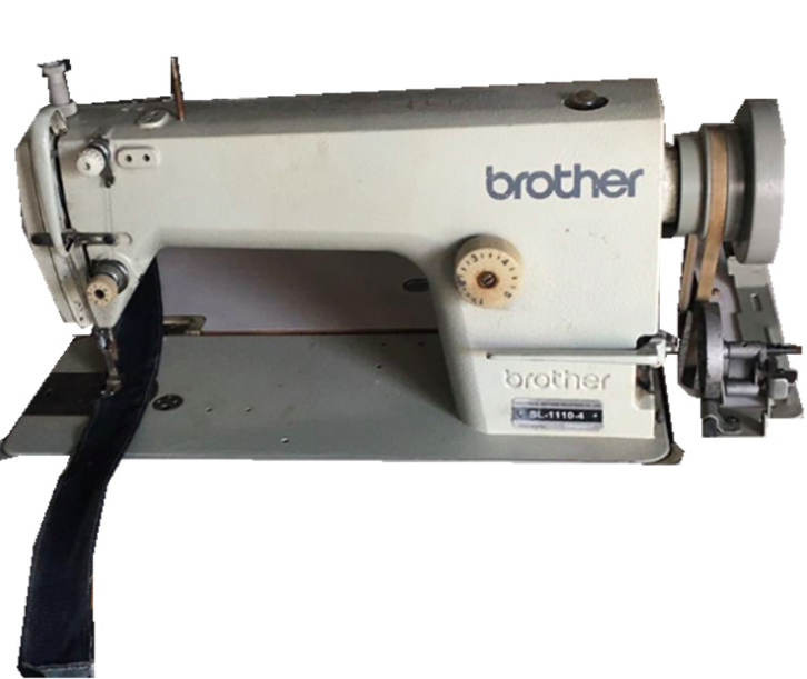 Used original good quality B-1110-3 lock stich sewing machine