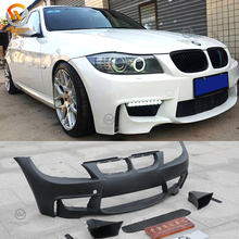 2009-2012 3 Series E90 4DR Sedan LCI 1M Style Front Bumper Body Kit