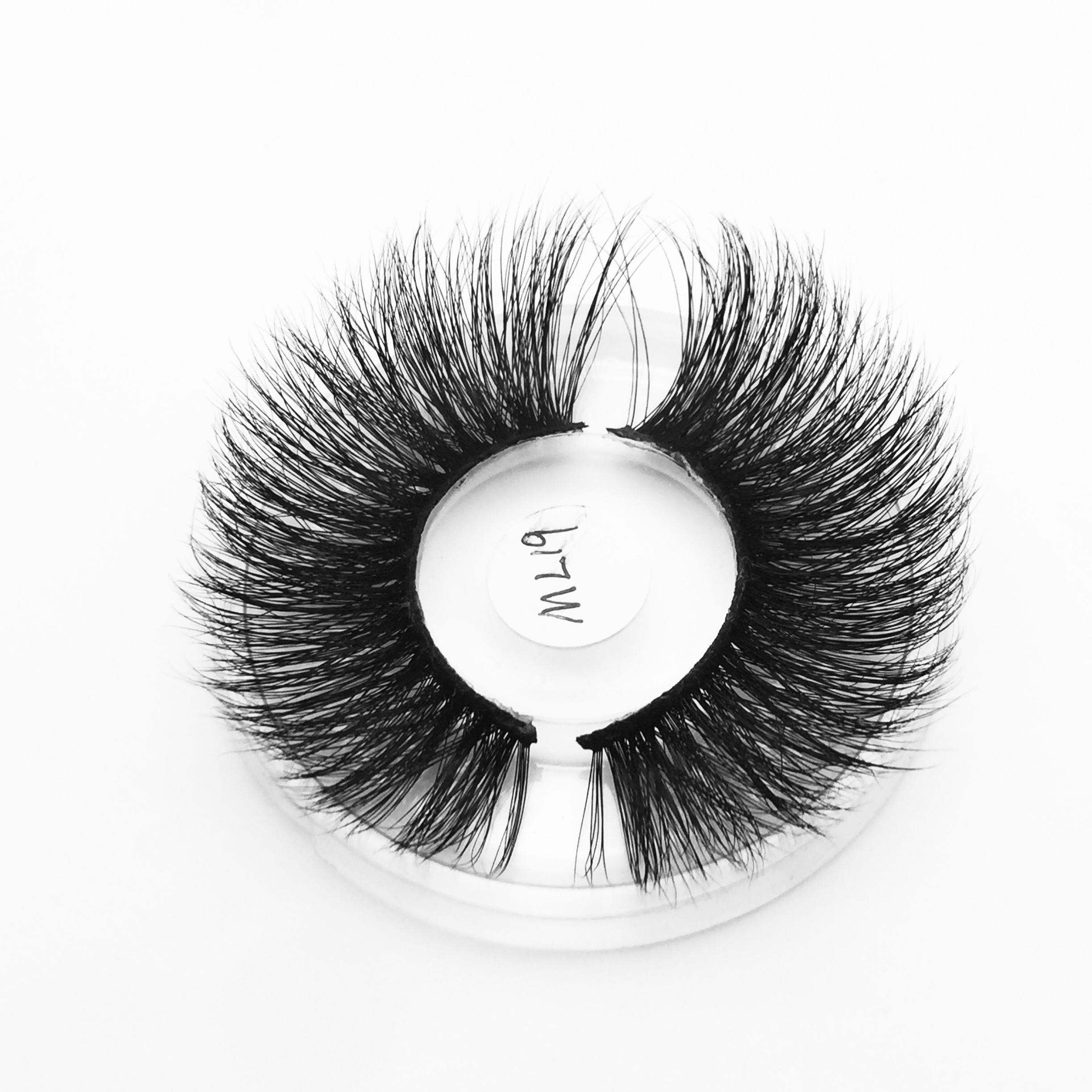 25mm mink 3 d eyelashes with OEM package 100% real fur natural 5d mink eyelashes custom logo package China manufacturer