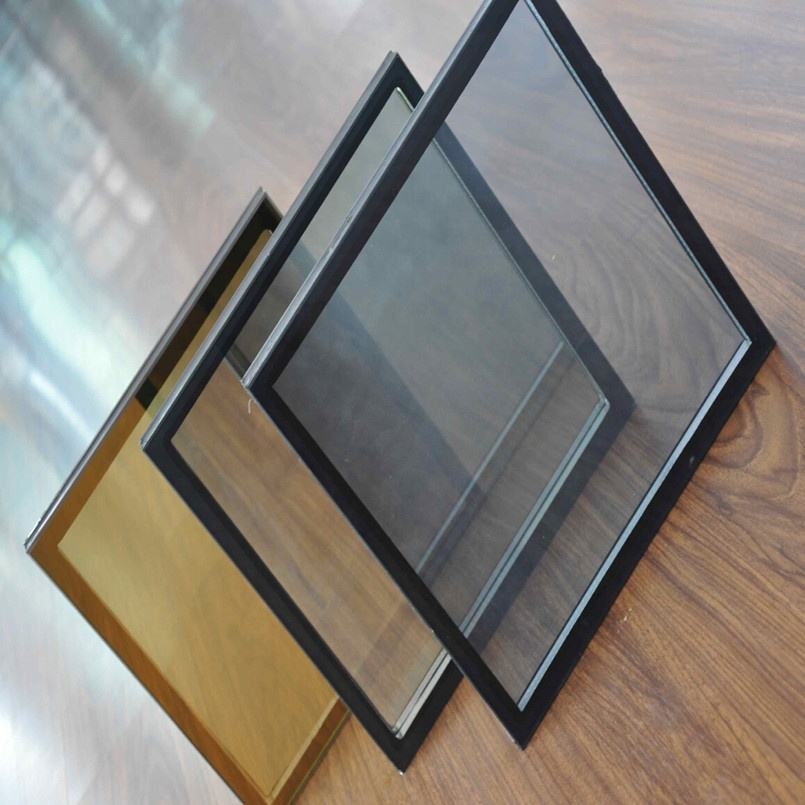 Double glazing /laminating/tempered glass for curtain wall for factory price
