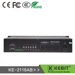KE-2116AB KEBIT Audio Digitale di Alta Qualità Sistema di Conferenza